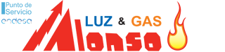 Alonso Luz & Gas Logo
